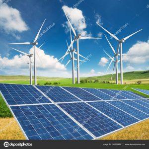 depositphotos 151012832 stock photo wind power and solar energy 1 300x300 - Colombia da un paso hacia la transición energética