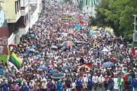 images 2 - Duque evita dar una respuesta a los reclamos sociales tras las masivas protestas en Colombia