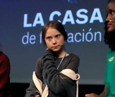 """1575649031 076794 1575655246 noticia fotograma 380x320 - Greta Thunberg a los políticos: """"El cambio viene os guste o no"""""""