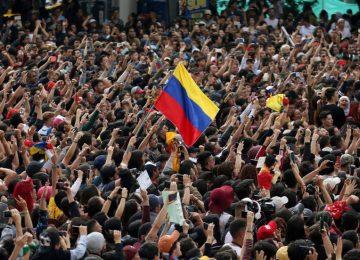 1575835549 793538 1575888460 noticia fotograma 360x260 - Un multitudinario concierto toma las calles de Bogotá para redoblar la presión al Gobierno