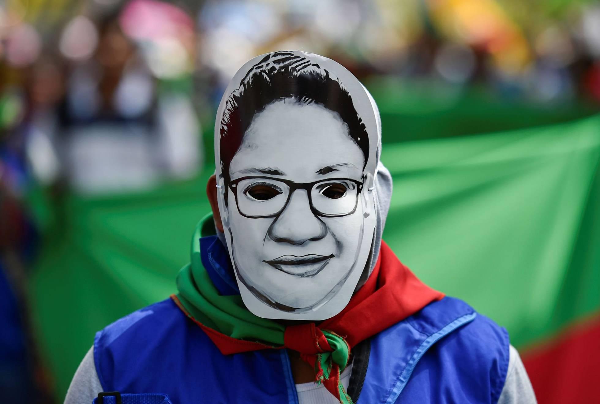1575994845 411283 1575995855 noticia normal recorte1 - La paz en Colombia, rezagada para las mujeres