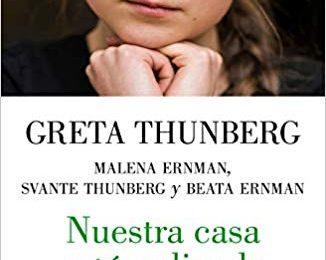 41PwBf3YPoL. SX324 BO1204203200  326x260 - «Quiero que actúen como si nuestra casa estuviera ardiendo. Porque así es.»:Greta Thunberg