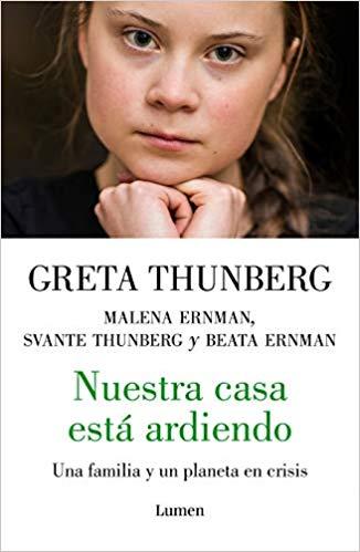41PwBf3YPoL. SX324 BO1204203200  - «Quiero que actúen como si nuestra casa estuviera ardiendo. Porque así es.»:Greta Thunberg