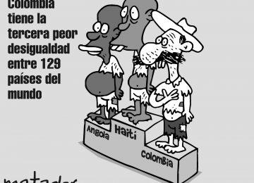 Noviembre 03 El Tiempo B 360x260 - Oh, sorpresa: Colombia es el país más desigual de América Latina