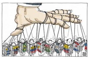 caricaturamedios 300x200 - El Legado De Goebbels: Instrucciones Para Mejor Engañar