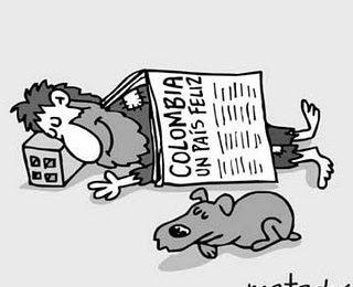 """colombia pais feliz matador 320x260 - """"Hay un exceso de gabelas y exenciones, clarísimo en Colombia"""", Luis Jorge Garay"""
