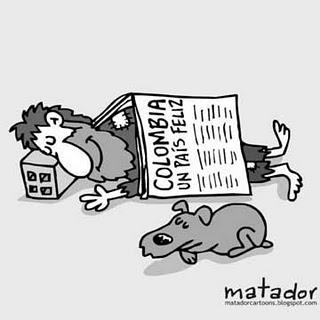 """colombia pais feliz matador - """"Hay un exceso de gabelas y exenciones, clarísimo en Colombia"""", Luis Jorge Garay"""