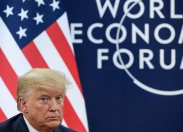 """1579609594 861770 1579626135 noticia fotograma 360x260 - Trump ignora el 'impeachment' en Davos y arremete contra el """"catastrofismo climático"""""""