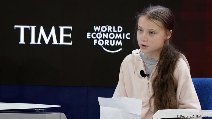 52083490 303 - Thunberg acusa a los líderes de haberse rendido ante el calentamiento global