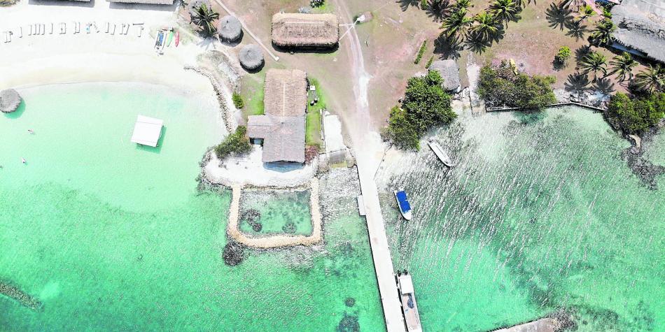 5e11491639878 - Múcura, una isla que podríamos perder por el cambio climático