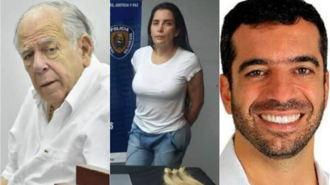 collage aida merlano char gerlein 678x381 - La recaptura de Aida Merlano y el impacto político-judicial de su posible regreso