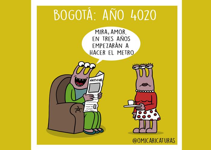 metroc - El metroloco de Bogotá.