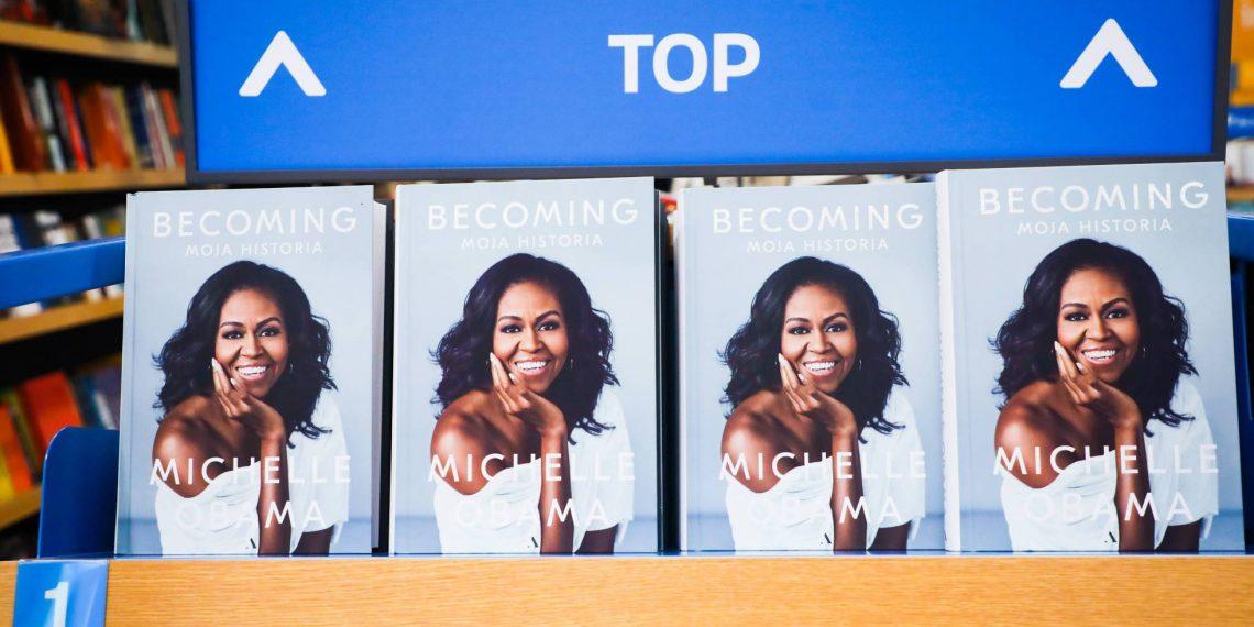 1553765824 228897 1553766455 noticia normal recorte1 1140x570 - La autobiografía de Michelle Obama, el libro de memorias más leído de la historia