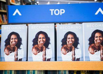 1553765824 228897 1553766455 noticia normal recorte1 360x260 - La autobiografía de Michelle Obama, el libro de memorias más leído de la historia