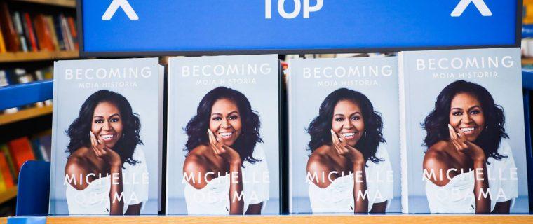 1553765824 228897 1553766455 noticia normal recorte1 760x320 - La autobiografía de Michelle Obama, el libro de memorias más leído de la historia