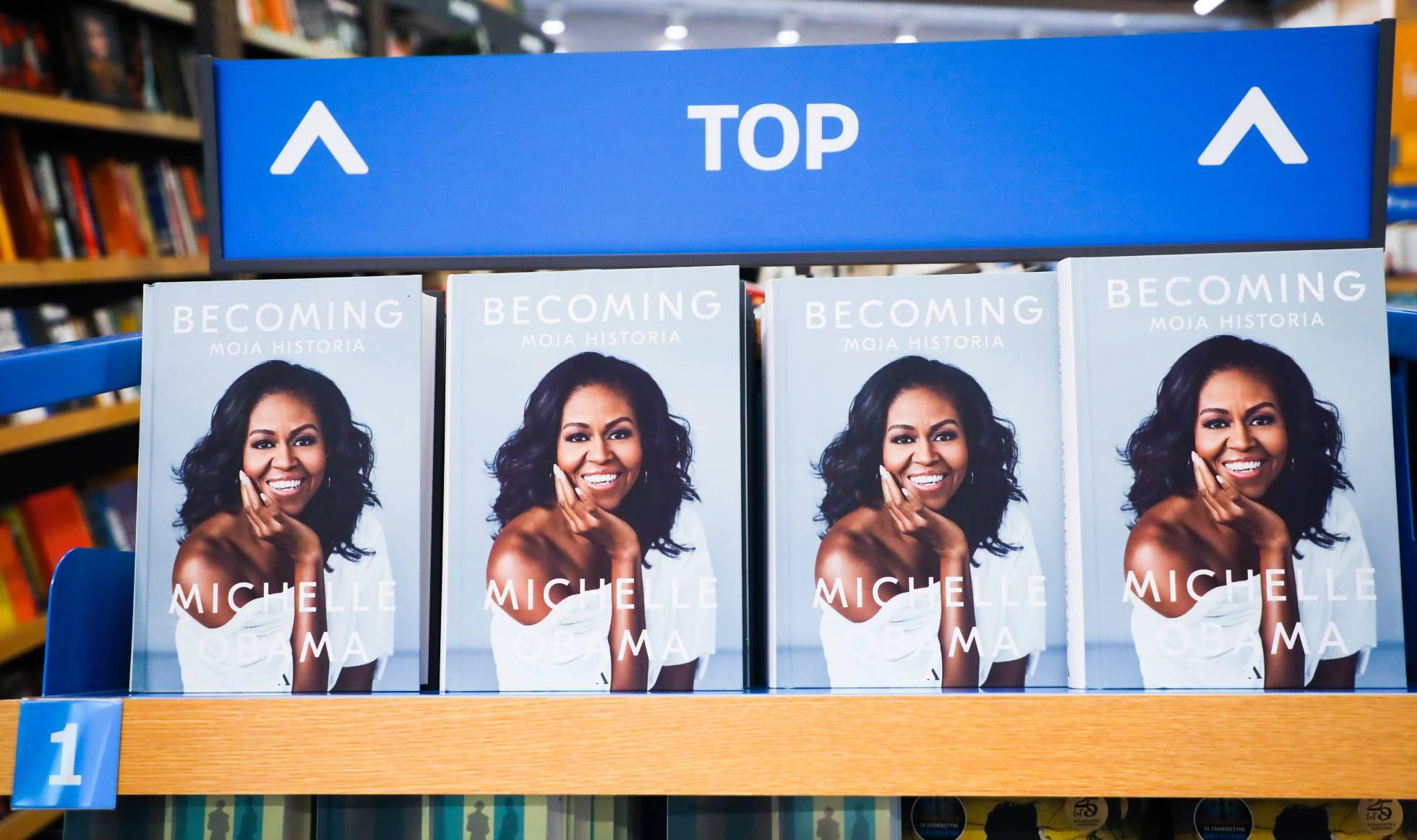 1553765824 228897 1553766455 noticia normal recorte1 - La autobiografía de Michelle Obama, el libro de memorias más leído de la historia