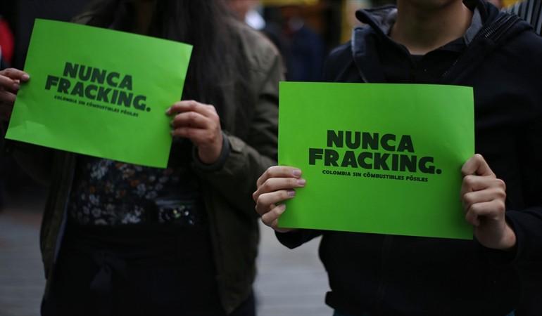 """4010890 n vir3 - Confirman suspensión de """"fracking"""" en Colombia y condicionan proyectos piloto"""