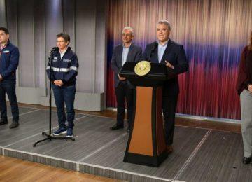 46DQEDYOAVBANENSXRD4CJLNCU 678x381 360x260 - La gestión de la crisis en Colombia enfrenta los liderazgos de Iván Duque y Claudia López