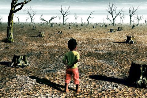 cambio climatico salud infantil - El mundo no está ofreciendo a los niños una vida saludable y un clima adecuado para su futuro