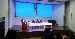 sesion inaugural del jueves del egresado en la universidad nacional de colombia  300x155 - La movilidad eléctrica es aliada de la Calidad de Vida