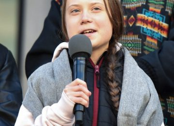 """1574264295 452748 1574264426 noticia normal 360x260 - Greta Thunberg dice que el coronavirus muestra que se puede """"actuar rápidamente"""" en las crisis"""