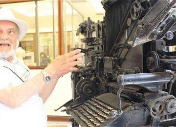 5ea0755bb63fc 360x260 - Falleció el 'Mago Dávila', primer linotipista que tuvo García Márquez