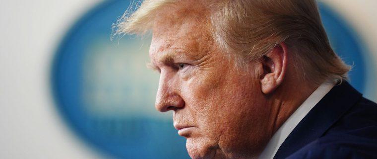 THNH33YRDVB7NO4GNEZTTNHF7Y 760x320 - Trump ataca a la OMS por el coronavirus y amenaza con cortar los aportes de Estados Unidos