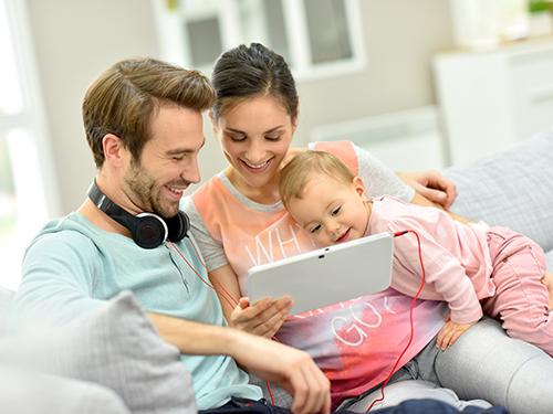 los bebes en la era digital 1 1 - Los niños en la Era Digital.
