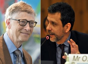 orlando ayala 914x607 360x260 - Orlando Ayala, el genio colombiano que fue confidente y asesor estelar de Bill Gates en Microsoft//YouTube