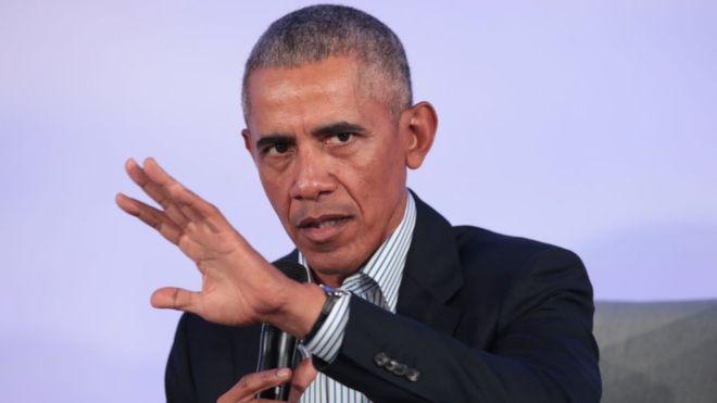 112216856 gettyimages 1184274010 - Duras críticas de Barack Obama a la gestión de Donald Trump ante la pandemia del covid-19