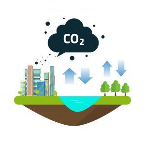 Dioxido de Carbono 300x300 - Los países ricos, con sus emisiones de dióxido de carbono, ponen en peligro el futuro de todos los niños del mundo