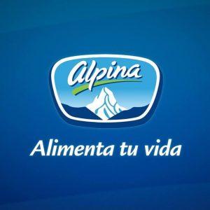 alpina 300x300 - El muro de la solidaridad de las empresas colombianas