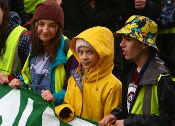 """image large 360x260 - """"El activismo funciona"""", dice Greta Thunberg a los jóvenes del mundo."""