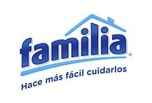 logo familia - El muro de la solidaridad de las empresas colombianas
