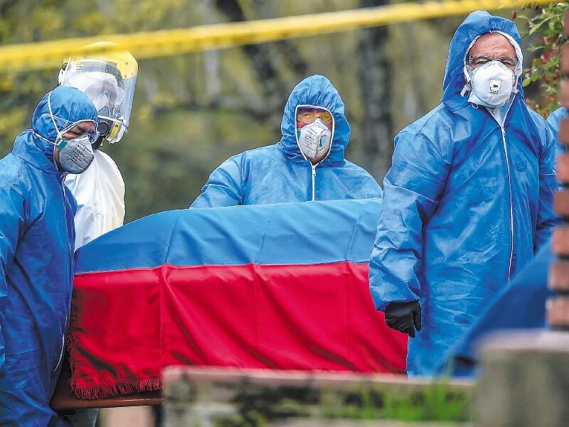 14 not n2ph02 20200413073754 - La incertidumbre del personal de salud en Colombia por falta de seguridad para combatir el COVID-19