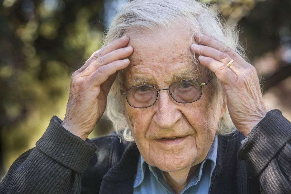"""1520352987 936609 1520610312 sumario normal - """"No se puede pasar por alto la alarma de una extinción inminente"""". Noam Chomsky"""