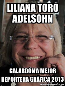 """3212403 225x300 - Liliana Toro Adelsohn,""""guerrera y perseverante"""", fue una de las primeras foto reporteras, en una época de predominio machista en el periodismo colombiano."""