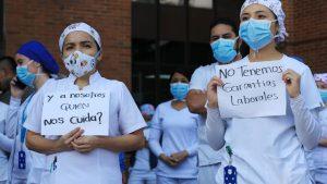 5e94ca0b1ce05 300x169 - La incertidumbre del personal de salud en Colombia por falta de seguridad para combatir el COVID-19