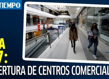 5ee00ca960cde 360x260 - Reapertura gradual de los centros comerciales, según resultados del Plan Piloto, y del estricto cumplimiento ciudadano de los protocolos de bioseguridad.