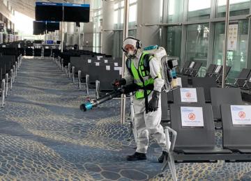7R6K5A4W4RAC7I755FMYYP7KKM 2 360x260 - Eldorado se reinventa, con Bio-Seguridad, como punto de partida y de recepción de los vuelos del nuevo mundo.