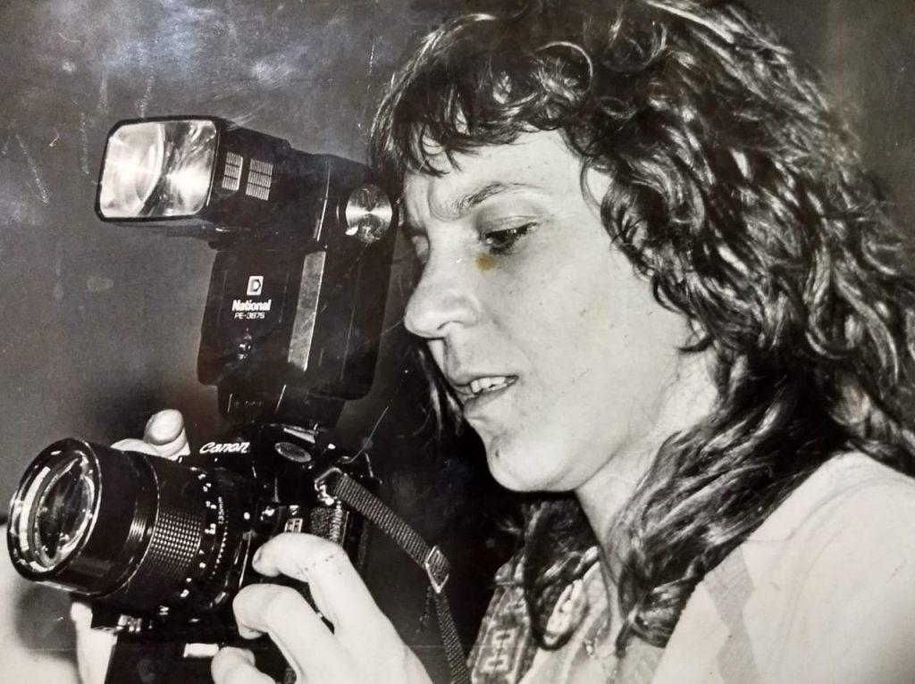 """a186cd73 3abb 4531 8849 097125ab8690 1024x766 - Liliana Toro Adelsohn,""""guerrera y perseverante"""", fue una de las primeras foto reporteras, en una época de predominio machista en el periodismo colombiano."""