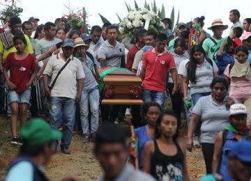 colombia asesinatos lxderes sociales cauca efe compressor.jpg 1718483347 360x260 - Desde antes del covid-19, la pandemia en el Cauca ha sido, y es, el asesinato en serie de líderes sociales.
