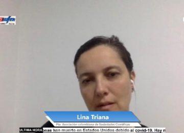 """eae626bb e2be 4f5d bf9e 6db607627bd6 360x260 - """"Nos dicen héroes, pero el gobierno nos abandona, la gente nos maltrata, y estamos en grave riesgo. ¡Quién nos puede ayudar?¡:Lina Triana, Médica Cirujana"""
