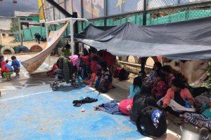 f0f7dece187f4d84 482429452f37a1251c76f44ea35700b8 1200x800 1 300x200 - Esperanza, en honor a su nombre, es Hada Madrina que coordina ayuda humanitaria para desplazados en Bogotá, y familias de aborígenes en el Chocó.