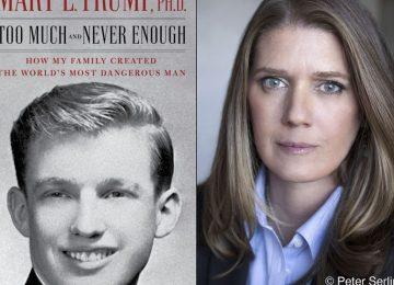 0708libro 983602 360x260 - Donald Trump: el libro de su sobrina lo retrata como violento y tramposo
