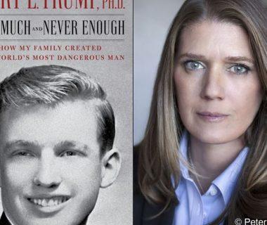 0708libro 983602 380x320 - Donald Trump: el libro de su sobrina lo retrata como violento y tramposo
