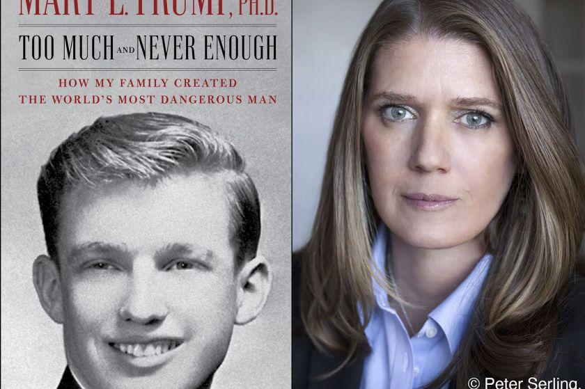 0708libro 983602 - Donald Trump: el libro de su sobrina lo retrata como violento y tramposo
