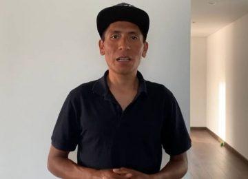 1593820324 155151 1593820681 noticia normal 360x260 - Nairo Quintana, sin fracturas, pero con dos semanas de reposo