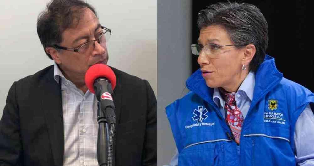 663841 1 - Petro denunciará a Claudia López por eventual demolición del San Juan de Dios