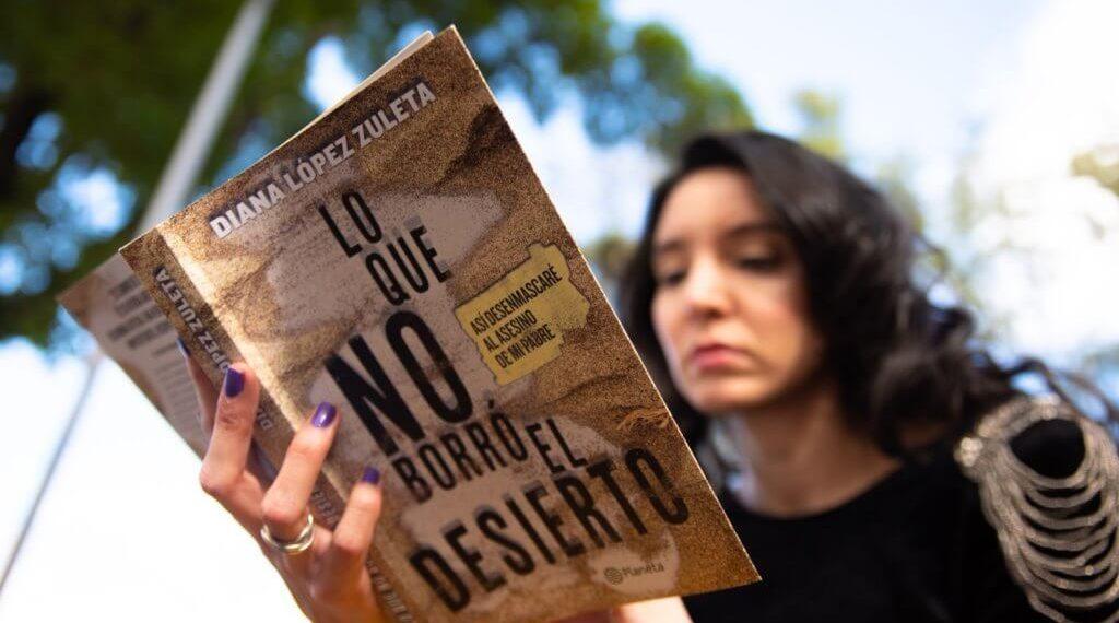 DSC8650 1024x600 1 1024x570 - Lean el primer capítulo de 'Lo que no borró el desierto', el libro de Diana López Zuleta